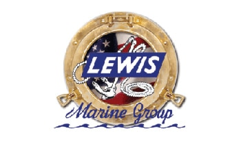 Lewis Marine Group logo and link