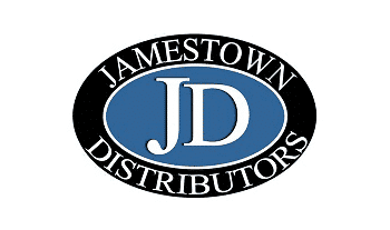 Jamestown Distributors logo and link